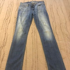 7 for all Mankind skinny jeans, size 29